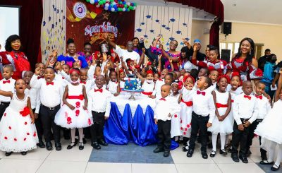 Graduating Students: Early Years pupils of Start-Rite Schools